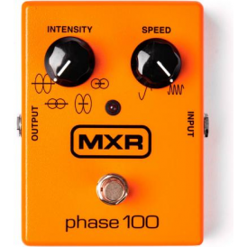 MXR M107 Phase 100 Phaser Guitar Effects Pedal USA Made