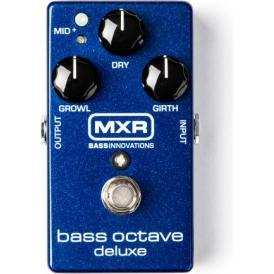 MXR M288 Bass Guitar Octave Deluxe
