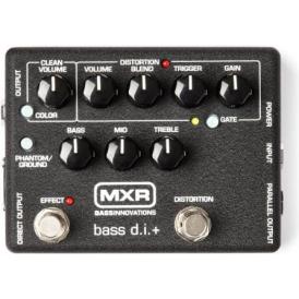 MXR M80 Bass Guitar D.I.+ Effects Pedal