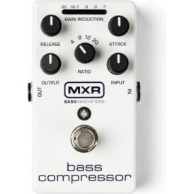 MXR M87 Bass Compressor Bass Guitar Effects Pedal by Dunlop USA Made