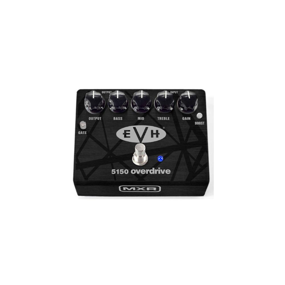 mxr evh 5150 overdrive guitar effects pedal. Black Bedroom Furniture Sets. Home Design Ideas
