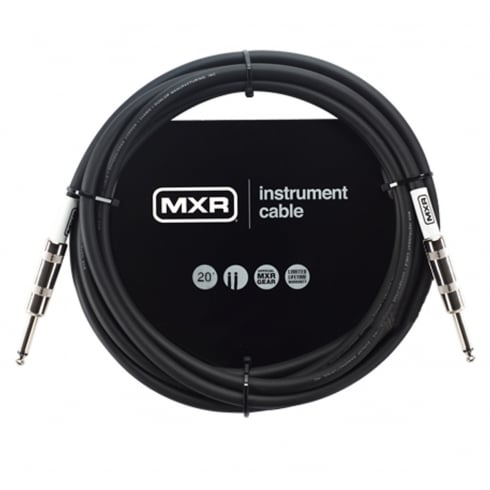 Standard Instrument Cable, 20ft