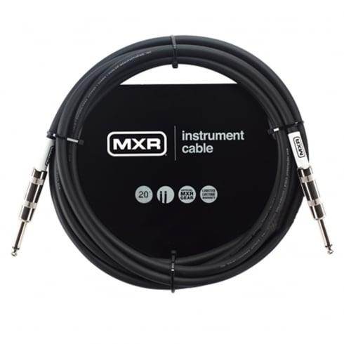 MXR Standard Instrument Cable, 20ft
