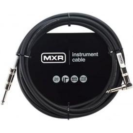 MXR Standard Instrument Cable Straight - Angle Jacks