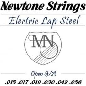 Newtone 6-String Lap Steel Guitar Strings - Open G/A 15-56