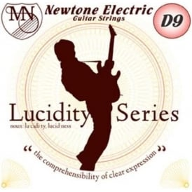 Newtone Lucidity Series Drop D 9-45 Electric Guitar Strings
