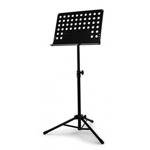 Nomad Orchestral Heavy Duty Black Music Stand