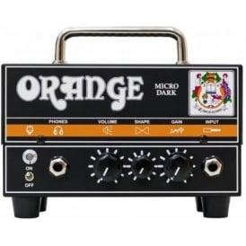 Orange Amplification Micro Dark Terror 20W Hybrid Guitar Amp Head