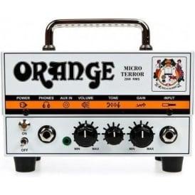 Orange Amplification Micro Terror MT20 20W Hybrid Guitar Amp Head