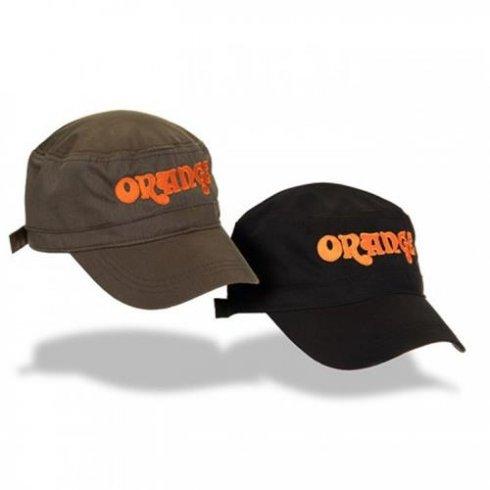 Orange Amplifiers Black Cadet Hat
