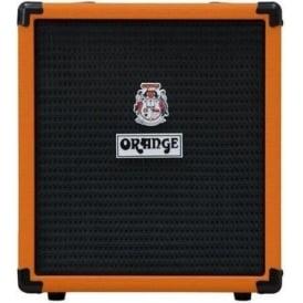 Orange Amplifiers Crush CR25 25W Bass Guitar Combo Amp