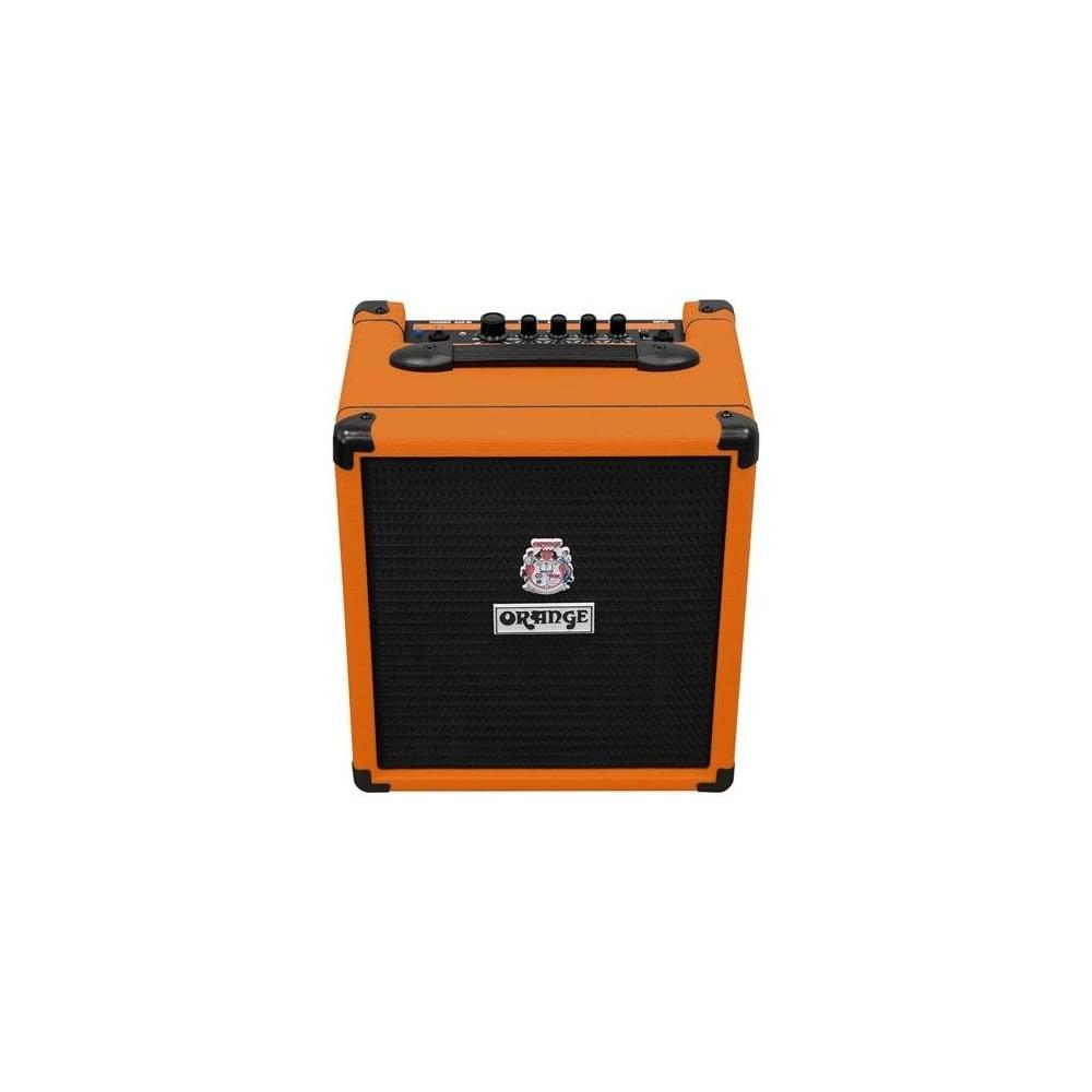 orange amplifiers crush cr25 25w bass guitar combo amp. Black Bedroom Furniture Sets. Home Design Ideas