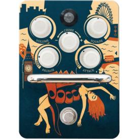 Orange Amplifiers Kongpressor - Compressor Guitar Effects Pedal