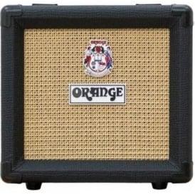 Orange Amplifiers PPC Series PPC108 Black 1x8 20W Closed-Back Guitar Speaker Cabinet