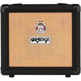 Orange Black Crush 35, 35W Guitar Amp Combo with Reverb and Tuner