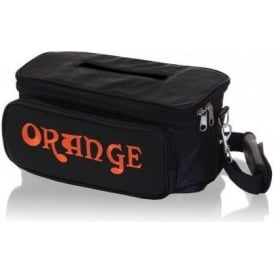 Orange Dual Terror Guitar Amp Padded Protection Black Logo Gig Bag