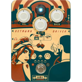 Orange Getaway Driver Class A Overdrive with Cab Sim