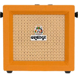 Orange Micro Crush 3 Watt Amplifier Combo, Battery Powered