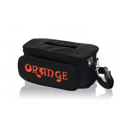 Orange Official Padded Black Gig Bag for Tiny Terror Guitar Amplifier Head