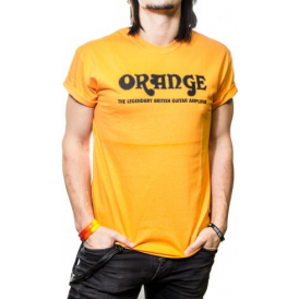 Orange Amplifiers Mens Orange XX Large T-Shirt