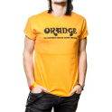 Orange Amplifiers Mens Orange XX Large T-Shirt