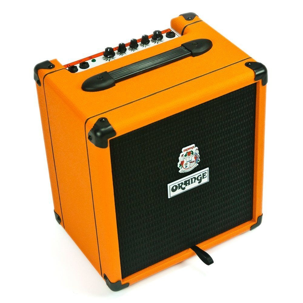 orange amplifiers crush 25bx bass guitar amp combo. Black Bedroom Furniture Sets. Home Design Ideas