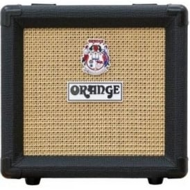 Orange PPC Series PPC108 Black 1x8 20W Closed-Back Guitar Speaker Cabinet