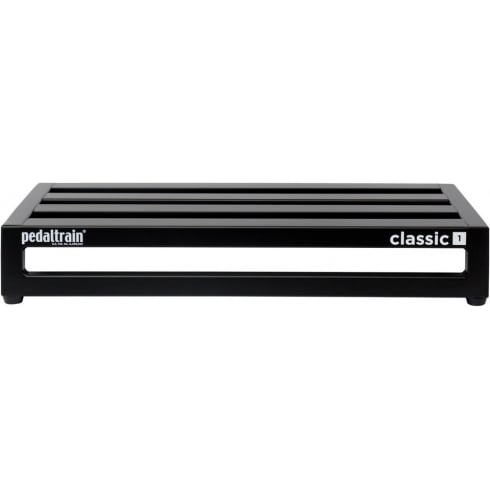 Pedaltrain CLASSIC 1 Pedal Board with Fitted Soft Case
