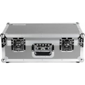 Pedaltrain Classic 1 Pedalboard with Fitted Chrome Tour Case