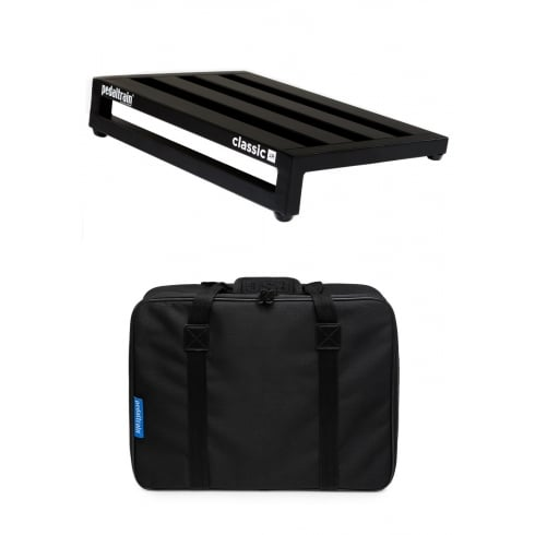 Pedaltrain CLASSIC Jr Pedal Board with Fitted Soft Case