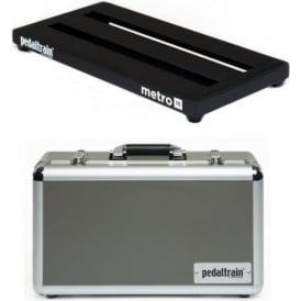 Pedaltrain METRO 16 Pedal Board with Tour Case