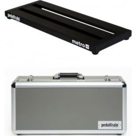 Pedaltrain METRO 20 Pedal Board with Tour Case