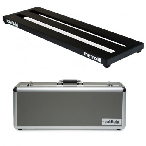 METRO 24 Pedal Board with Tour Case