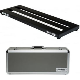 Pedaltrain METRO 24 Pedal Board with Tour Case