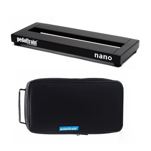 Pedaltrain NANO Pedal Board with Fitted Soft Case