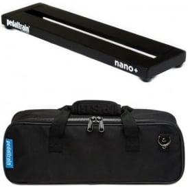 Pedaltrain NANO+ Pedal Board with Fitted Soft Case