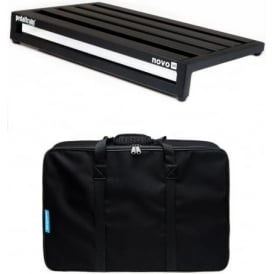 Pedaltrain Novo 24 Pedalboard with Fitted Black Softcase