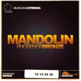 Picato 650ML Phosphor Bronze Mandolin Loopend 10-38 Strings Light 96575