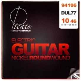 Picato Nickel Double Ball End Steinberger 10-46 Electric Guitar Strings