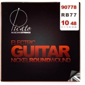 Picato RB77 Ritchie Blackmore Signature Special Gauge 10-48 Electric Strings 90778