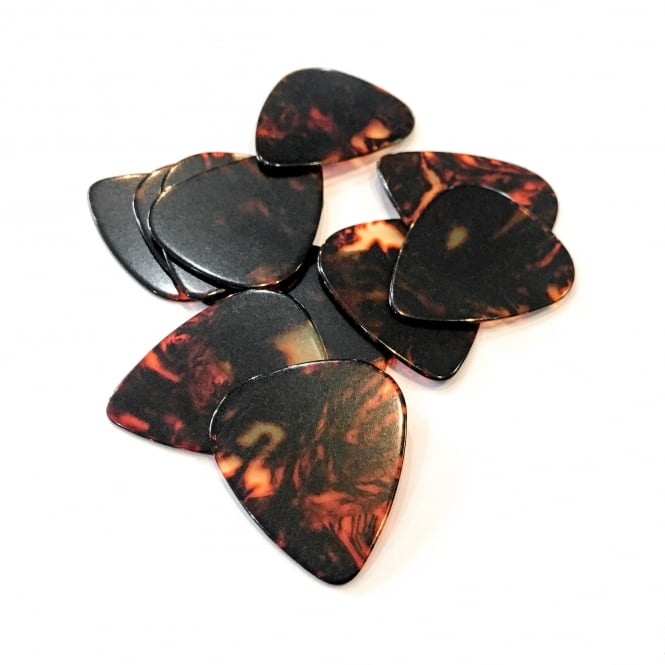 Picato Shell Plectrums, 12-Pack, Heavy