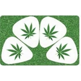 Pik Card Leaf Pack of 4