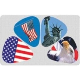 Pik Card USA Pack of 4