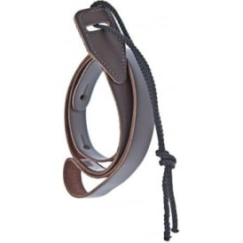 Planet Waves 75M01 Brown Leather Mandolin Strap