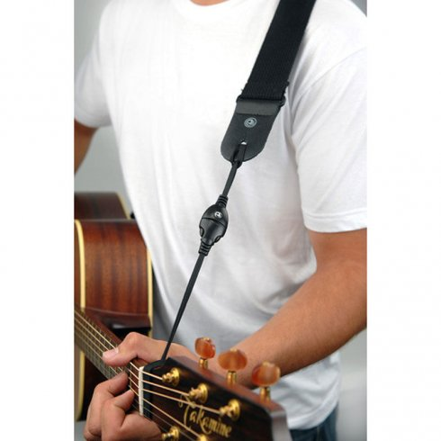 Planet Waves Acoustic Guitar Quick-Release Strap System DSG15