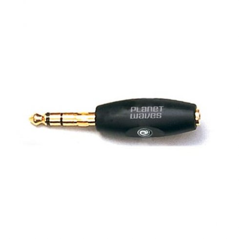 "Planet Waves Adapter 1/4"" Jack Male Stereo - 1/8"" Jack Female Stereo"
