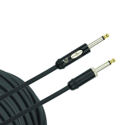 Planet Waves American Stage Kill Switch 30ft Instrument Cable Straight Jacks