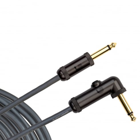 Planet Waves Circuit Breaker 20ft Instrument Cable Straight-Angled
