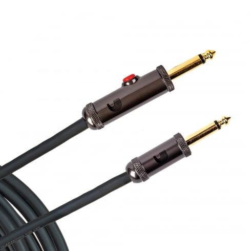 Planet Waves Circuit Breaker 30ft Instrument Guitar Cable Straight-Straight
