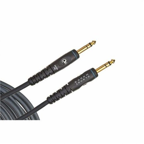 Planet Waves Custom Series 25ft Stereo Instrument Cable PW-GS-25